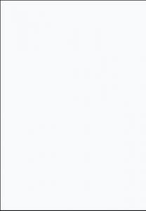UN 1001 - biały połysk