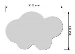cloud wymiary